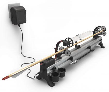 Arrow Cresting Machine View 1