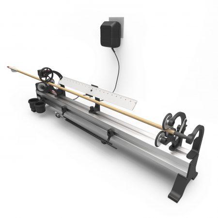 Arrow Cresting Machine View 2